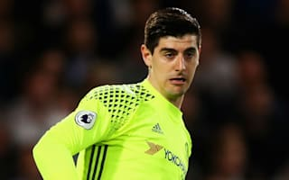 Courtois fit to face Spurs - Conte