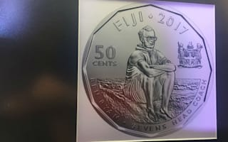 Former Fiji sevens coach Ryan immortalised in currency