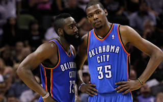 Durant: Nobody appreciates Harden but players