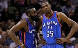 Durant: Nobody appreciates Harden but players