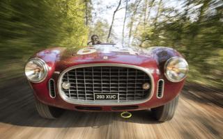 Rare Scuderia Ferrari 340 America to go to auction