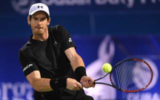Dubai champion Murray aiming to maintain momentum in USA