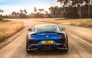 This is the new Aston Martin Vanquish S