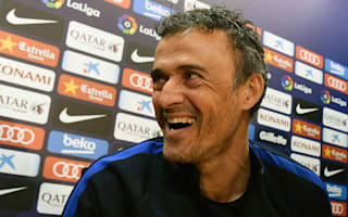 Luis Enrique 'relieved' after confirming Barcelona exit