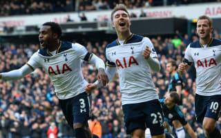 Tottenham stronger than previous seasons - Eriksen