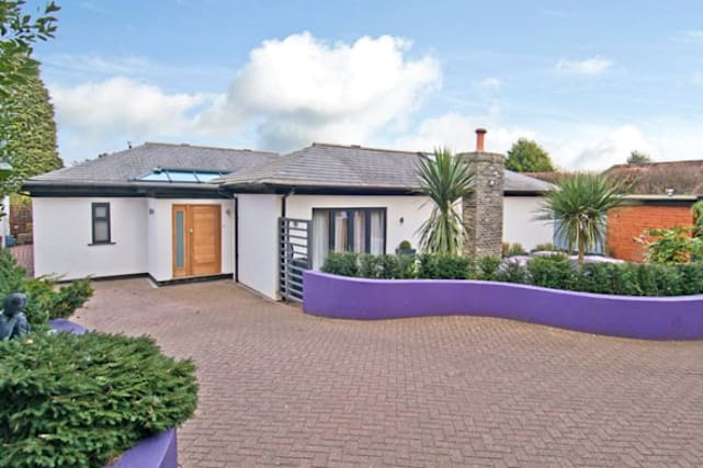 Alesha Dixon's former house goes up for sale for £1.15m