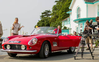 Video: Jodie Kidd and Quentin Willson front classic car show