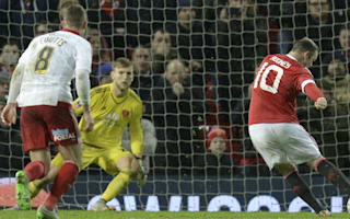 FA Cup Review: Rooney spares United as Villa are held and Bolton escape