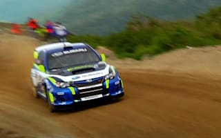 Video: Subaru-Higgins connection earns second track record