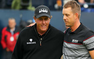 Mickelson: I could have done no more