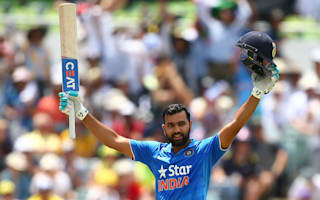 Rohit: India not lacking confidence