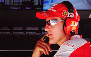 Schumacher health not a public issue, maintains manager