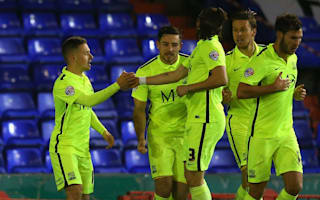Southend United 3 Burton Albion 1: Brown's men get play-off bid back on track