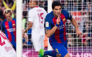 Luis Enrique: Barca star Luis Suarez is the world's best forward
