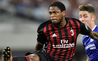 Luiz Adriano at the double as Milan beat Freiburg