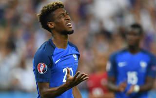 Coman follows Umtiti out of France squad