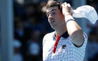 Isner falls in quarters as Nishikori reaches Buenos Aires semis