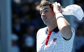 Isner falls in quarters as Nishikori reaches Buenos Aires semis
