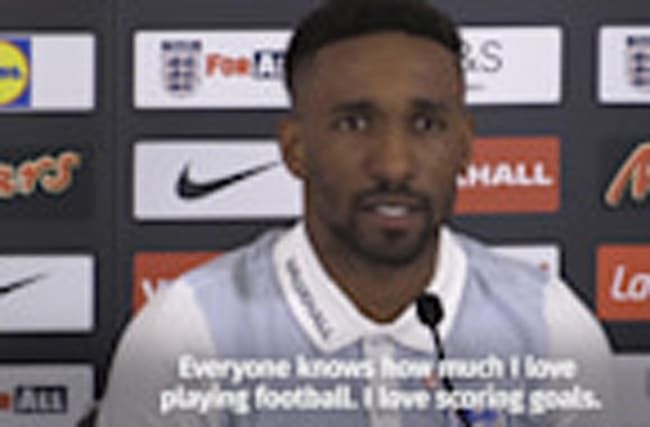 Jermain Defoe's career in numbers