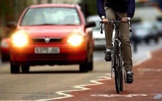 Fines for motorists straying into bike lanes?