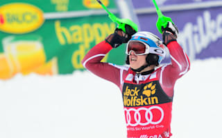 Kristoffersen wraps up slalom success as Hirscher wins again