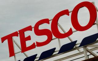 Tesco announces fall in profits