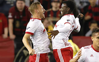 MLS Review: Red Bulls continue winning start, Sounders salvage last-gasp draw