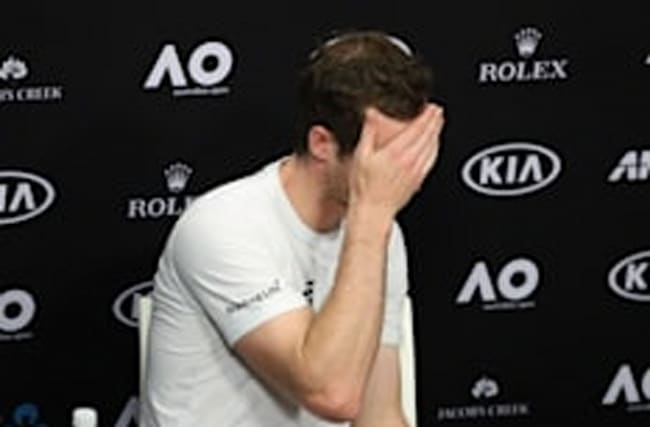 Murray laments missed opportunities after shock exit