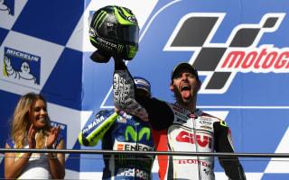 Marquez crash brought back bad memories for Crutchlow