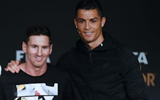 Ronaldo more of an individual than Messi, but it works - Allofs