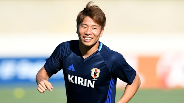Arsenal striker Takuma Asano joins Stuttgart on a season-long loan