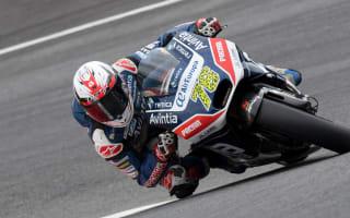 Baz targeting Aragon return after Silverstone crash