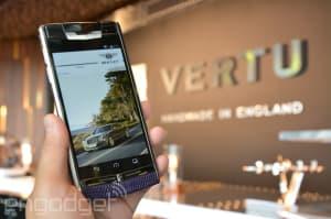Vertu vende su negocio de telefonía de lujo a una empresa turca