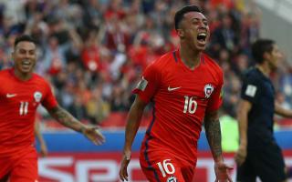 Chile 1 Australia 1: Substitute Rodriguez seals Portugal semi-final