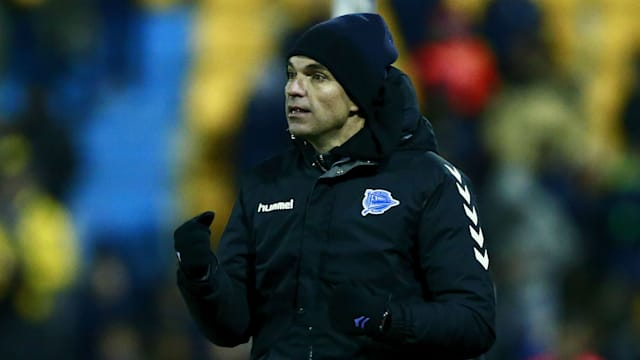 Pellegrino quits Alaves after one season