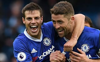 Cahill surprised to see Chelsea 'sitting pretty' as leaders