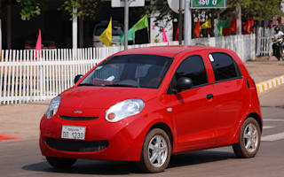 China's fake car industry booming with miniature EVs