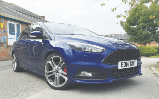 Long term report: Ford Focus ST #3
