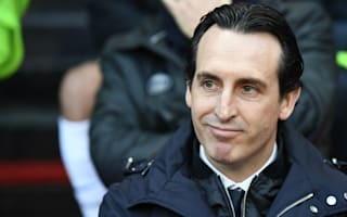 Emery feels PSG are not inferior to Barcelona