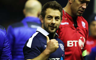 Laidlaw wants morale-boosting finale against Georgia