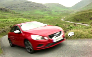 Volvo competition nominates UK's best driving road
