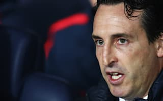 Emery pleased with PSG response after Barca capitulation