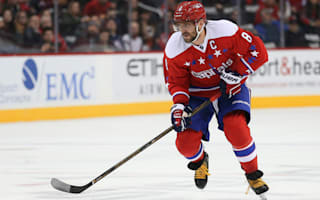 Capitals edge Flyers, Islanders smash Oilers