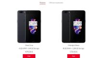 Ya puedes comprar el OnePlus 5 por 499 euros