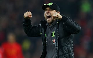 Winning over happiness for Chelsea's Conte