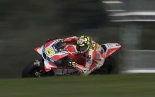 Iannone maiden win ends Ducati MotoGP drought