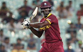 Sammy seals Windies win after Hazlewood hat-trick