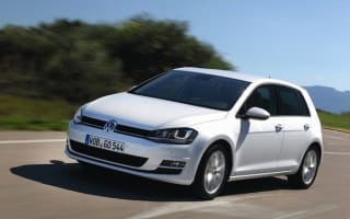 Volkswagen Golf was Europe's best selling car in April