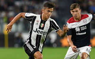 Allegri considers benching Dybala
