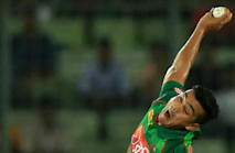 Taskin returns to clinch Bangladesh win with late four-for